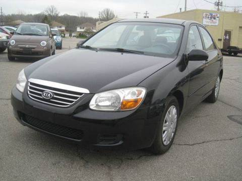 2007 Kia Spectra for sale at ELITE AUTOMOTIVE in Euclid OH