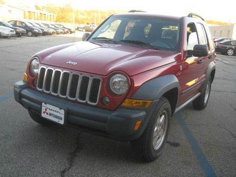 2007 Jeep Liberty for sale in Euclid, OH