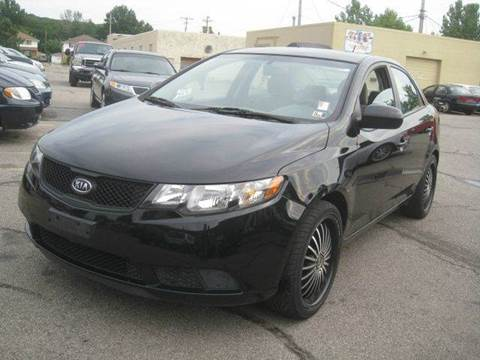 2010 Kia Forte for sale in Euclid, OH