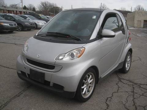 2008 Smart fortwo for sale at ELITE AUTOMOTIVE in Euclid OH