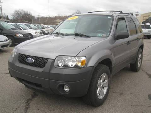 2007 Ford Escape for sale in Euclid, OH