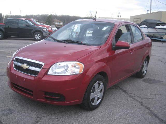 2011 Chevrolet Aveo for sale at ELITE AUTOMOTIVE in Euclid OH