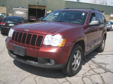 2008 Jeep Grand Cherokee for sale in Euclid, OH