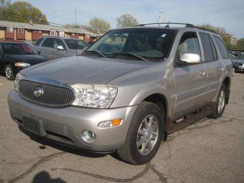 2004 Buick Rainier for sale in Euclid, OH