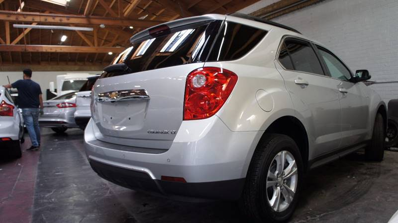 2015 Chevrolet Equinox for sale at United Automotive Network in Inglewood CA