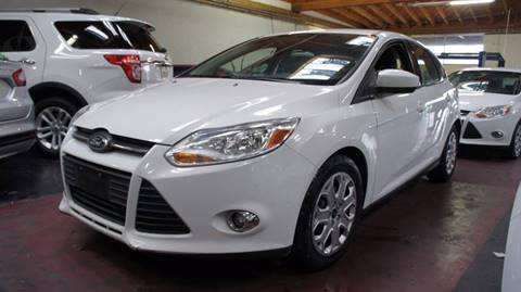 2012 Ford Focus for sale at United Automotive Network in Inglewood CA