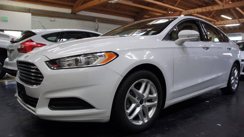 2014 Ford Fusion for sale at United Automotive Network in Inglewood CA