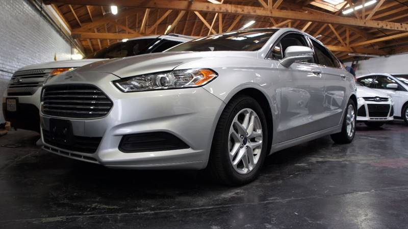 2015 Ford Fusion for sale at United Automotive Network in Inglewood CA