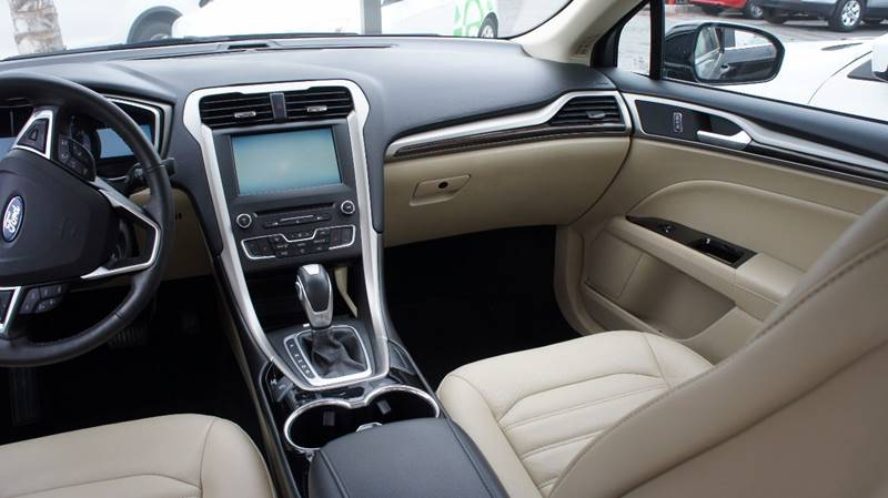 2016 Ford Fusion for sale at United Automotive Network in Inglewood CA
