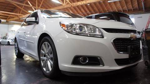 2015 Chevrolet Malibu for sale at United Automotive Network in Inglewood CA