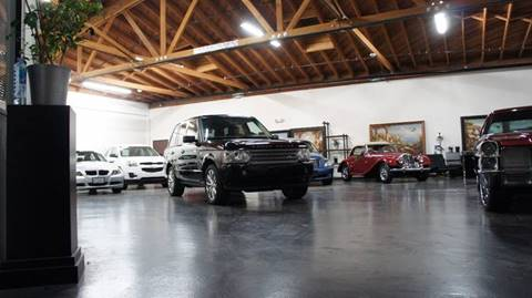 2008 Land Rover Range Rover for sale at United Automotive Network in Los Angeles CA