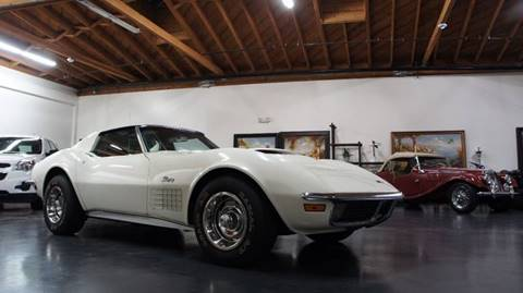 1971 Chevrolet Corvette for sale at United Automotive Network in Los Angeles CA