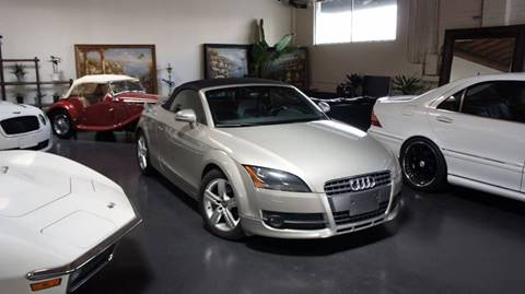 2008 Audi TT for sale at United Automotive Network in Los Angeles CA