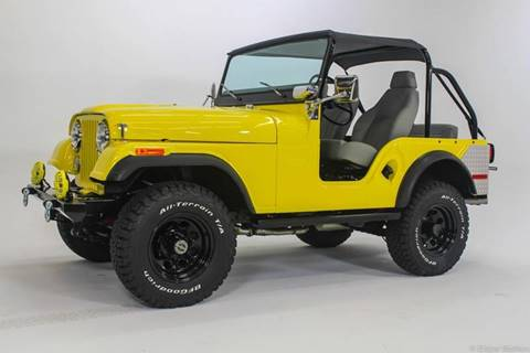 1972 Jeep CJ-5 for sale in Inglewood, CA