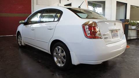 2007 Nissan Sentra for sale at United Automotive Network in Los Angeles CA