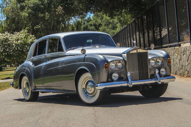 Image result for rolls royce silver cloud