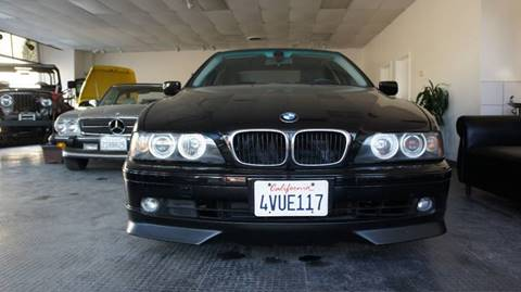 2002 BMW 5 Series for sale at United Automotive Network in Los Angeles CA