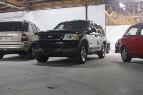 2002 Ford Explorer for sale at United Automotive Network in Los Angeles CA