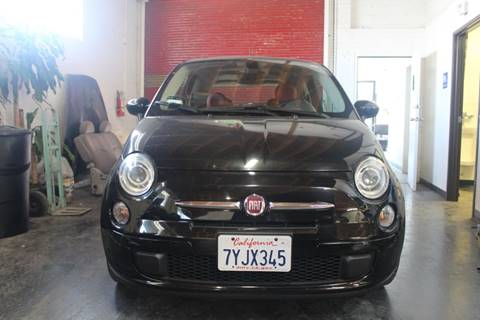 2017 FIAT 500 for sale in Inglewood, CA