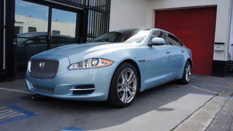 2013 Jaguar XJL for sale at United Automotive Network in Inglewood CA
