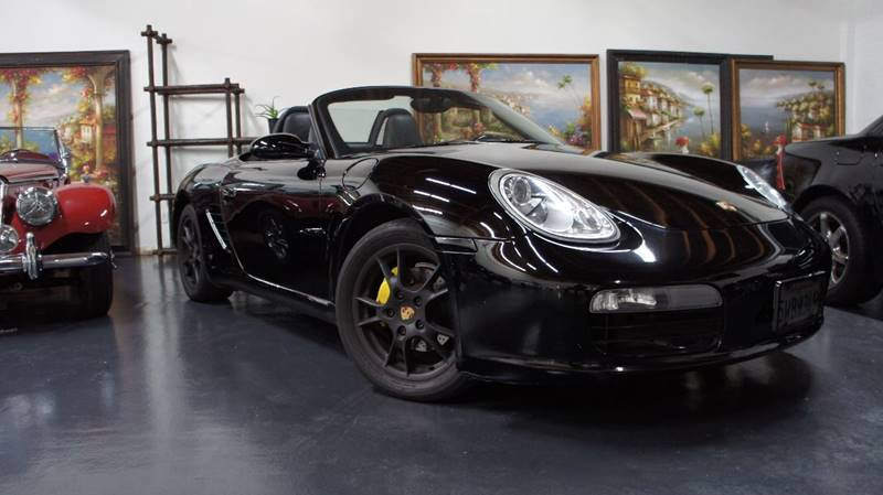 2006 Porsche Boxster for sale at United Automotive Network in Inglewood CA
