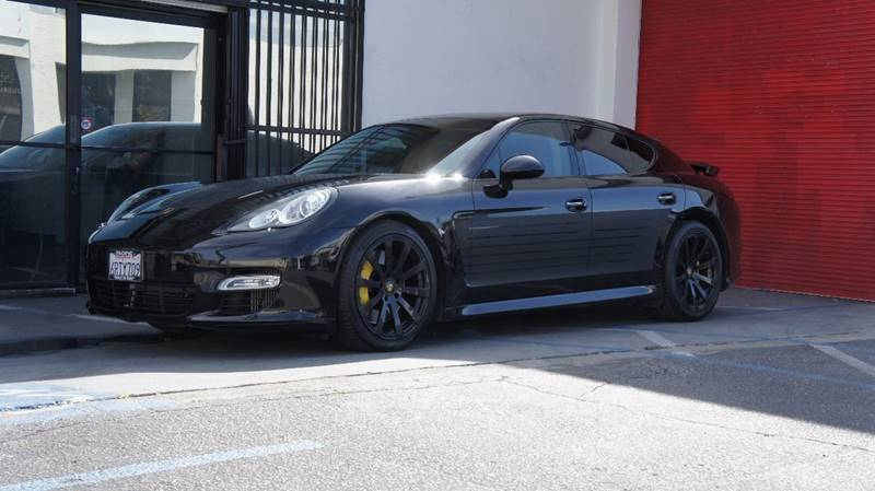 2011 Porsche Panamera for sale at United Automotive Network in Los Angeles CA