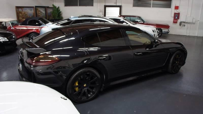 2011 Porsche Panamera for sale at United Automotive Network in Inglewood CA