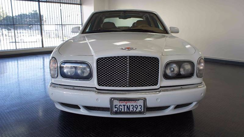 2001 Bentley Arnage for sale at United Automotive Network in Los Angeles CA