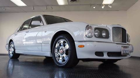2001 Bentley Arnage for sale in Los Angeles, CA