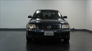 2003 Volkswagen Passat for sale at United Automotive Network in Inglewood CA