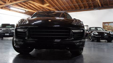 2016 Porsche Cayenne for sale at United Automotive Network in Inglewood CA