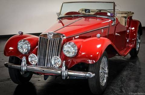 1955 MG TF for sale in Inglewood, CA