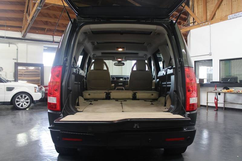 2005 Land Rover LR3 for sale at United Automotive Network in Los Angeles CA