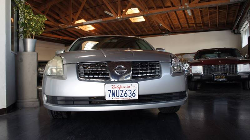 2006 Nissan Maxima for sale at United Automotive Network in Los Angeles CA
