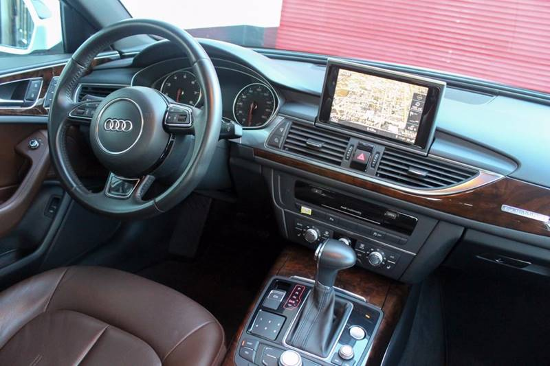 2014 Audi A6 for sale at United Automotive Network in Los Angeles CA