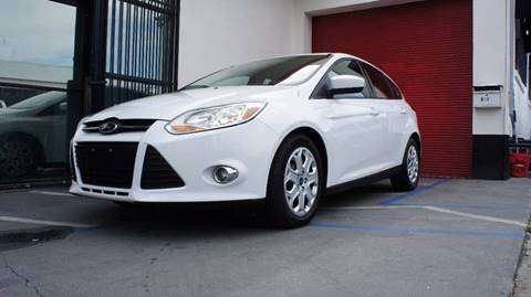 2012 Ford Focus for sale in Inglewood, CA