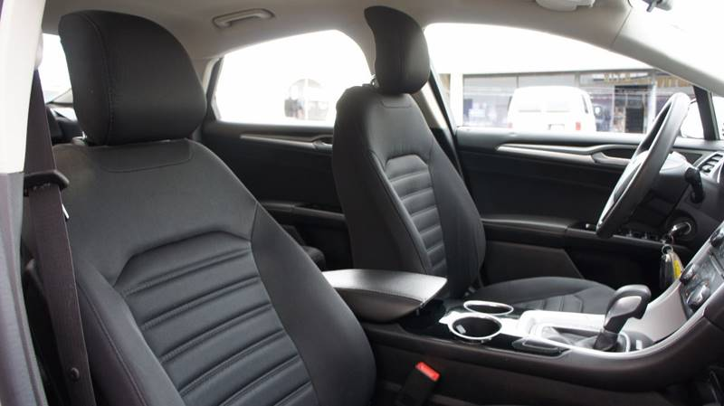 2014 Ford Fusion Hybrid for sale at United Automotive Network in Inglewood CA
