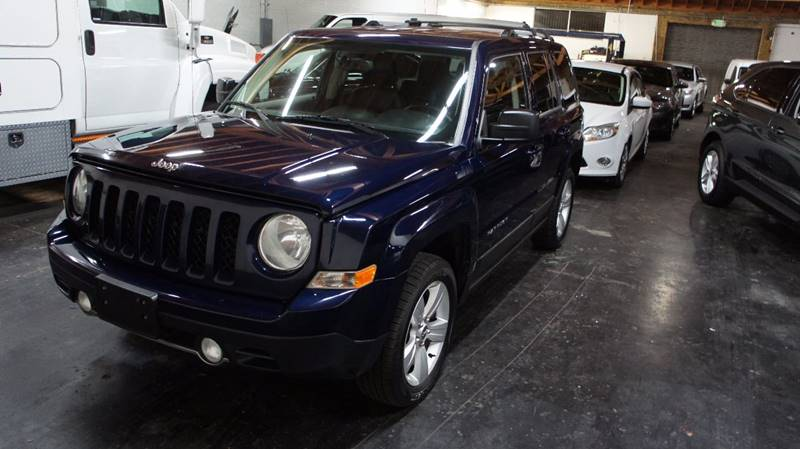 2014 Jeep Patriot for sale at United Automotive Network in Inglewood CA