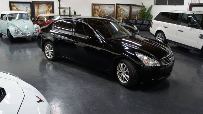 2009 Infiniti G37 Sedan for sale at United Automotive Network in Los Angeles CA