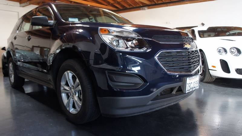 2016 Chevrolet Equinox for sale at United Automotive Network in Los Angeles CA