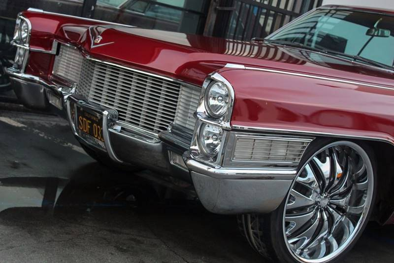 1965 Cadillac Calais for sale at United Automotive Network in Inglewood CA