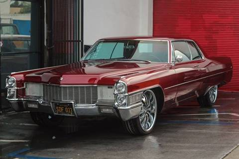 1965 Cadillac Calais for sale at United Automotive Network in Los Angeles CA