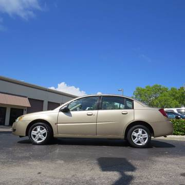 2006 Saturn Ion for sale at Love's Auto Group in Boynton Beach FL