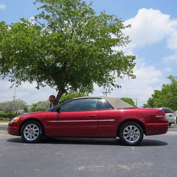 2005 Chrysler Sebring for sale at Love's Auto Group in Boynton Beach FL
