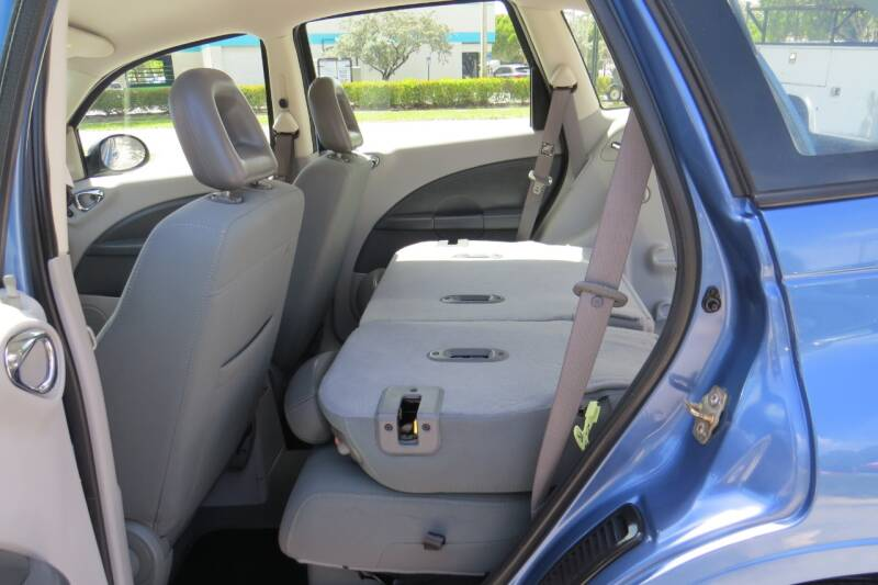 2007 Chrysler PT Cruiser 4dr Wagon - Boynton Beach FL
