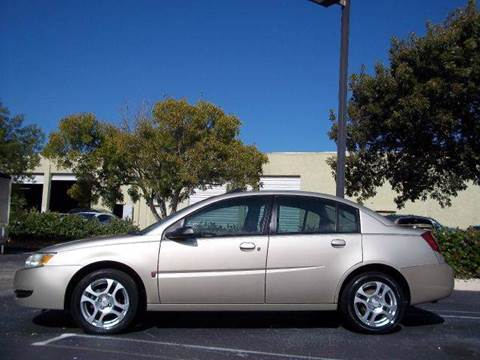 2004 Saturn Ion for sale at Love's Auto Group in Boynton Beach FL
