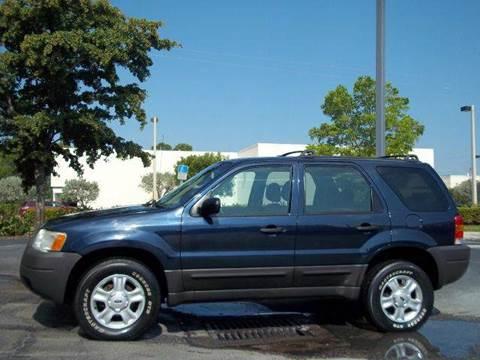 2003 Ford Escape for sale at Love's Auto Group in Boynton Beach FL