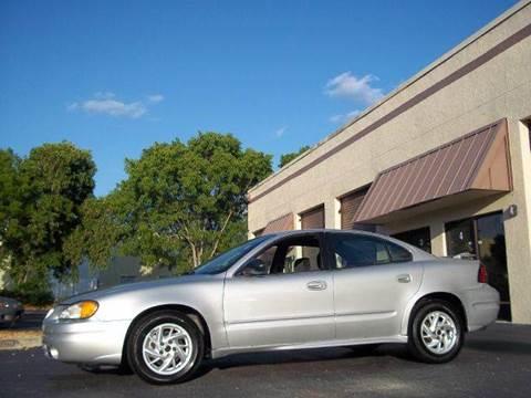 2004 Pontiac Grand Am for sale at Love's Auto Group in Boynton Beach FL
