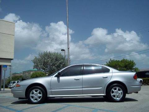2003 Oldsmobile Alero for sale at Love's Auto Group in Boynton Beach FL