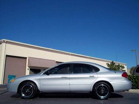 2007 Ford Taurus for sale at Love's Auto Group in Boynton Beach FL